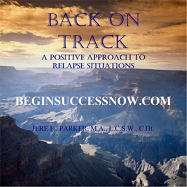 cover for Back on Track-A Positive Approach to Relapse Situations MP3 download
