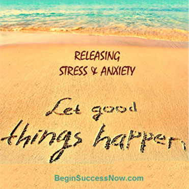 cover for Releasing Stress and Anxiety E-Book download