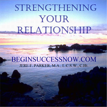 cover for Strengthening Your Relationship MP3 download