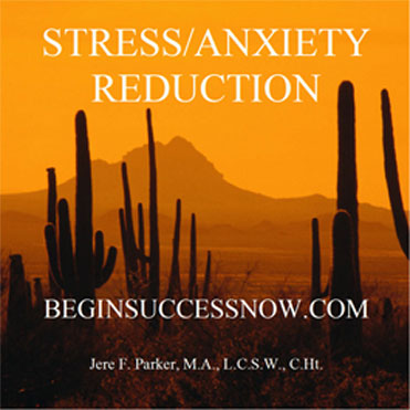 cover for Releasing Stress and Anxiety MP3 download